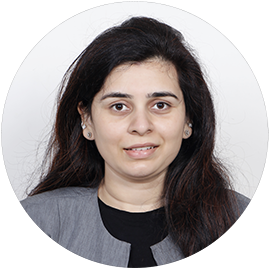 Deeksha Shukla Compliance officer